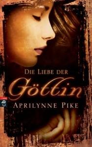 Die Liebe der Göttin Cover